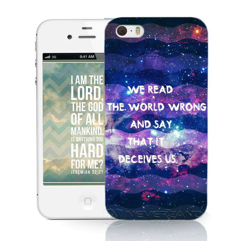 Personalized logo name diy design quotes hard case cover for Diy custom phone case