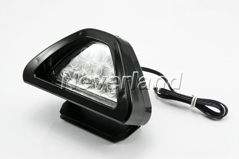 f1 style 12 led rear tail brake stop light third strobe. Black Bedroom Furniture Sets. Home Design Ideas
