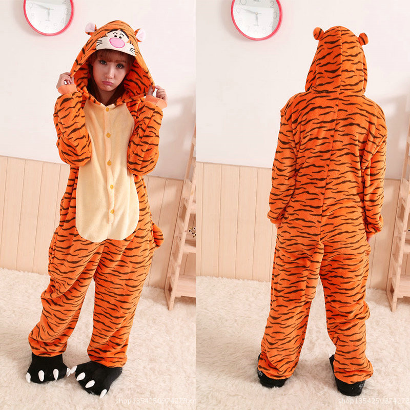 New-Mens-Womens-Jumpsuit-Onesie-Animal-Onesies-Onsie-Kigurumi-Pyjamas-Pajamas