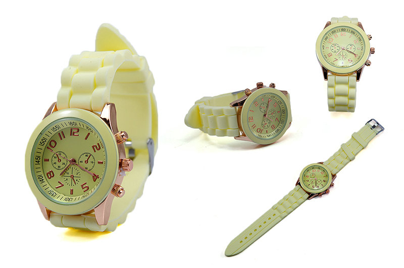 Hot-15-Colors-Unisex-Geneva-Silicone-Jelly-Gel-Quartz-Analog-Sports-Wrist-Watch