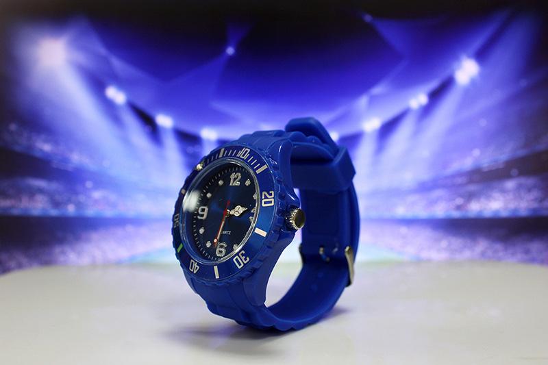Fashion Unisex Gel Analog Wrist Sports Watch Jelly SIlicone Ladies Men Kids New