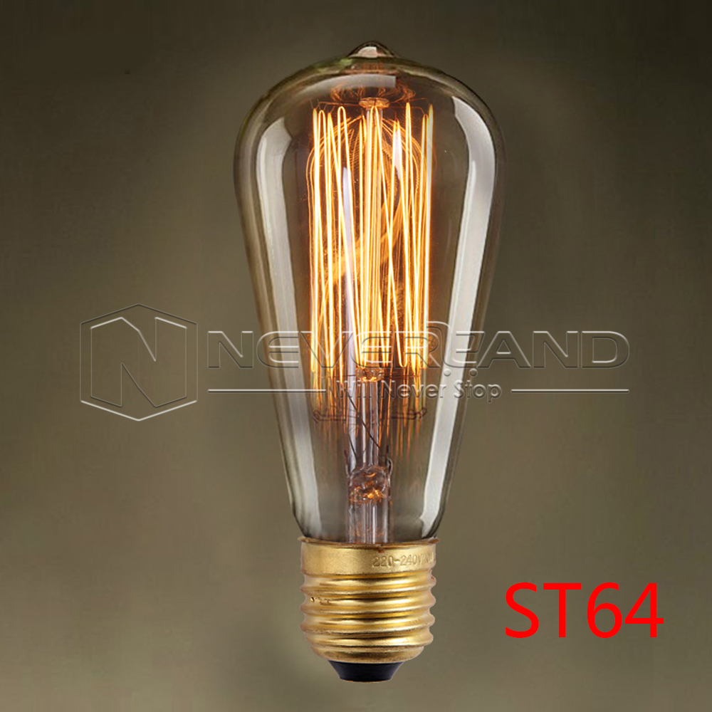 vintage retro edison cob led filament light lamp xmas bulb 2w 3w 4w 6w. Black Bedroom Furniture Sets. Home Design Ideas
