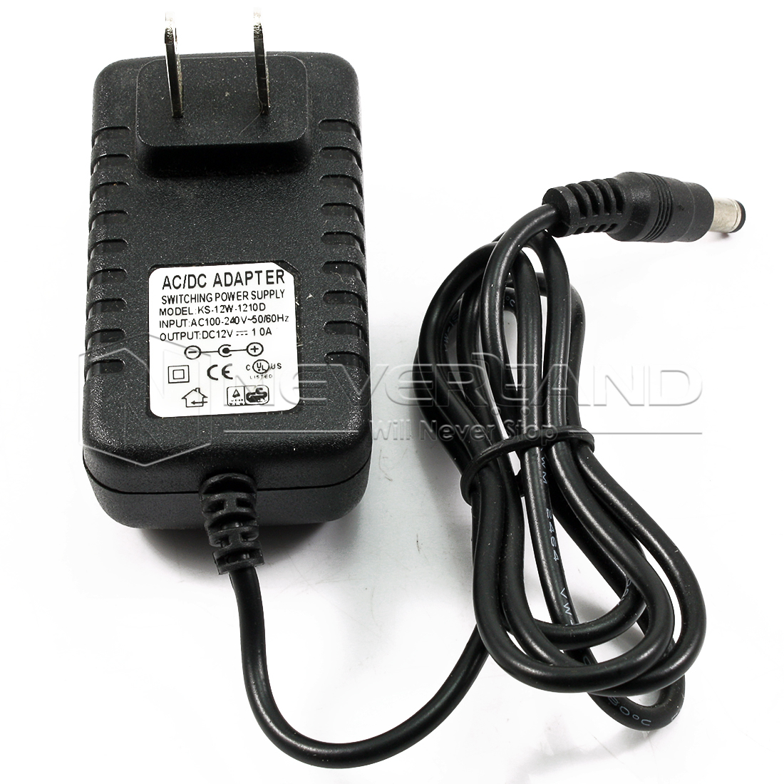 dc 12v 1a 2a power supply charger ac adapter plug fr led light strip camera cctv ebay. Black Bedroom Furniture Sets. Home Design Ideas