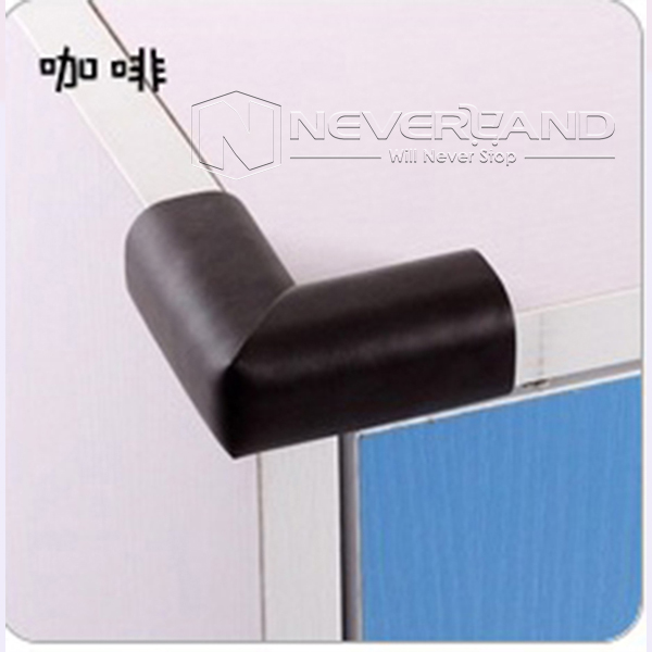 2pcs L Strip Baby Kid Protector Softener Safety Table Edge Corner Guard 2 Sizes