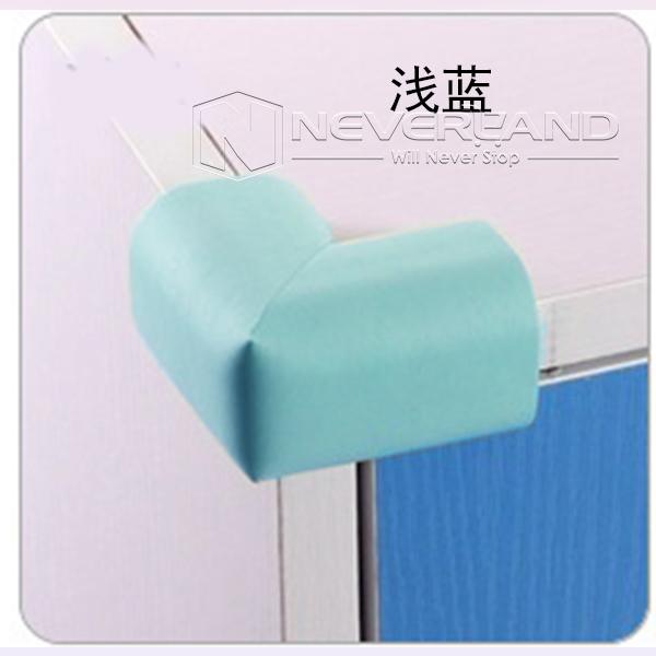eckenschutz kantenschutz kindersicherung m bel tisch kommode sicherheit farbwahl ebay. Black Bedroom Furniture Sets. Home Design Ideas