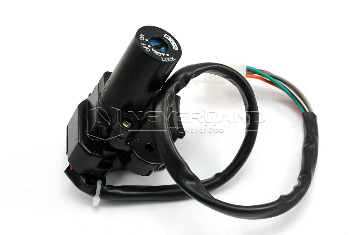 2002 s10 key switch wiring diagram ignition switch lock key for kawasaki zzr400 zzr600 zx7r ...
