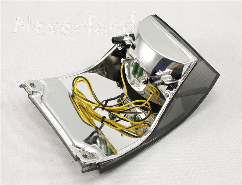 rear led tail brake turn signal blinker light for bmw. Black Bedroom Furniture Sets. Home Design Ideas