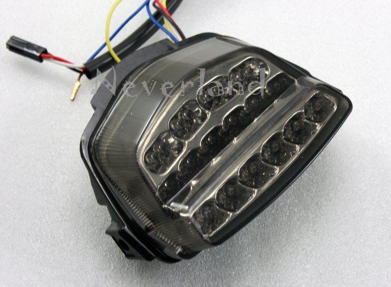led tail brake turn signal indicator light for honda cbr. Black Bedroom Furniture Sets. Home Design Ideas