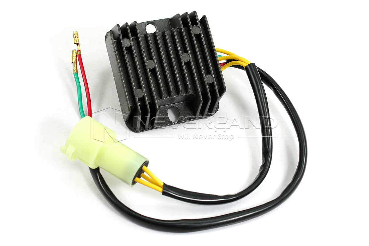 Motorcycle Voltage Regulator Rectifier For Honda 300