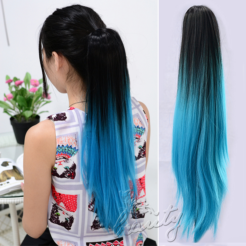 Hair Gradient Dye Natural