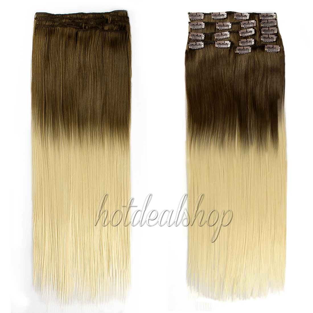 Wavy Clip In Hair Extensions Australia Hair Extensions Richardson