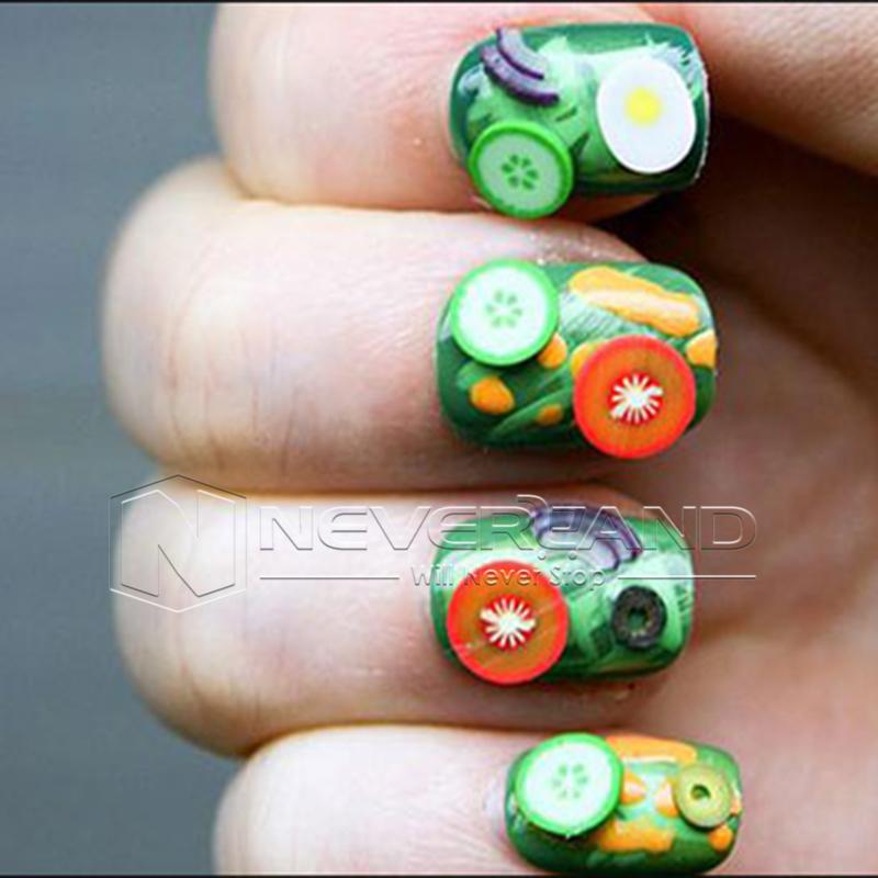 Hot sale 3d nail art rhinestones glitters acrylic tips for 3d acrylic nail art decoration