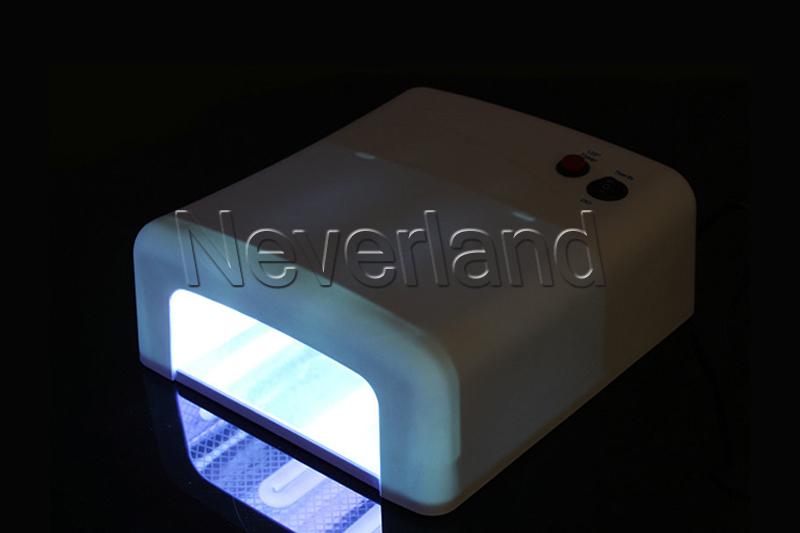 12 18 36 54w led licht uv lampe lichth rtungsger t. Black Bedroom Furniture Sets. Home Design Ideas