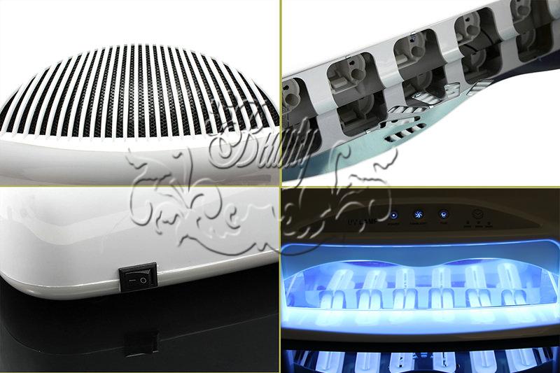 54w uv licht lampe lichth rtungsger t lichth rteger t. Black Bedroom Furniture Sets. Home Design Ideas