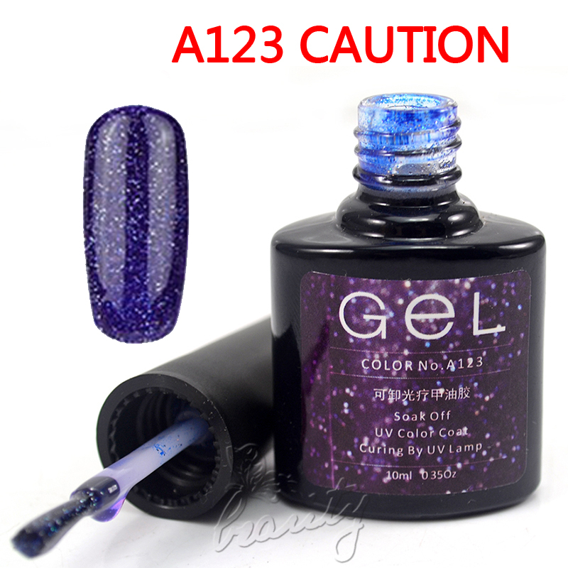 Gel Nail Polish Sale: Hot Sale 60 Colors 10ml Nail Polish Soak Off UV Gel Polish