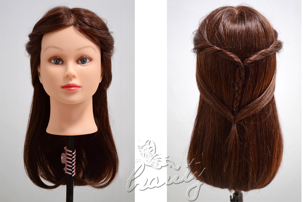 Hair Styling Mannequin Head